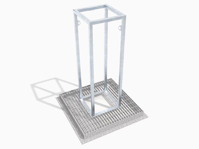 Protezione per alberi in acciaio inox SKOP | Protezione per alberi by Factory Furniture