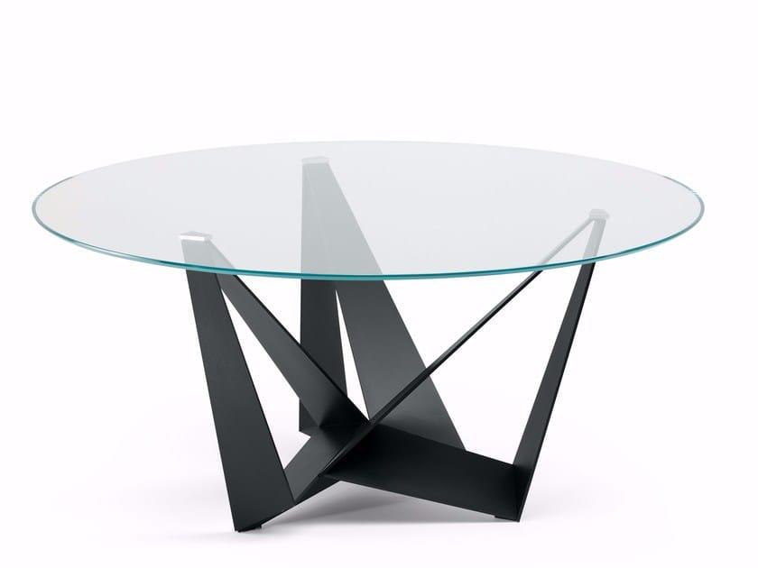 Round table SKORPIO ROUND by Cattelan Italia