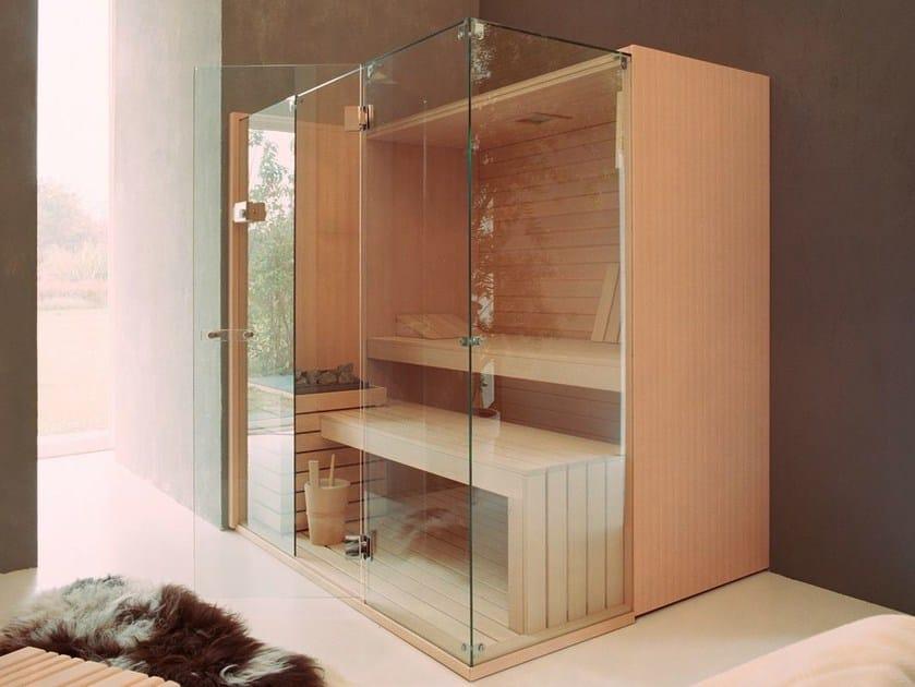 Sauna SKY CORNER by EFFEGIBI