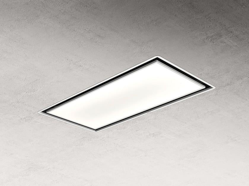 Klasse a einbau dunstabzugshaube skydome by elica design fabrizio