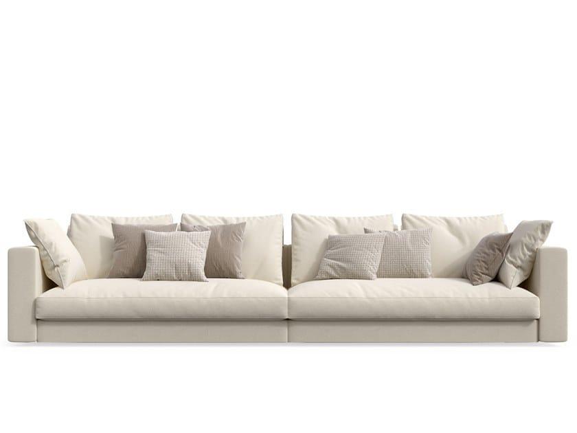 5 seater fabric sofa SKYLINE   5 seater sofa by GIORGETTI
