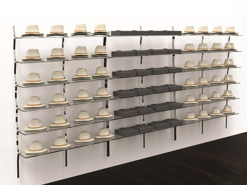 Shop furnishing SKYLINE DISPLAY by Cosma