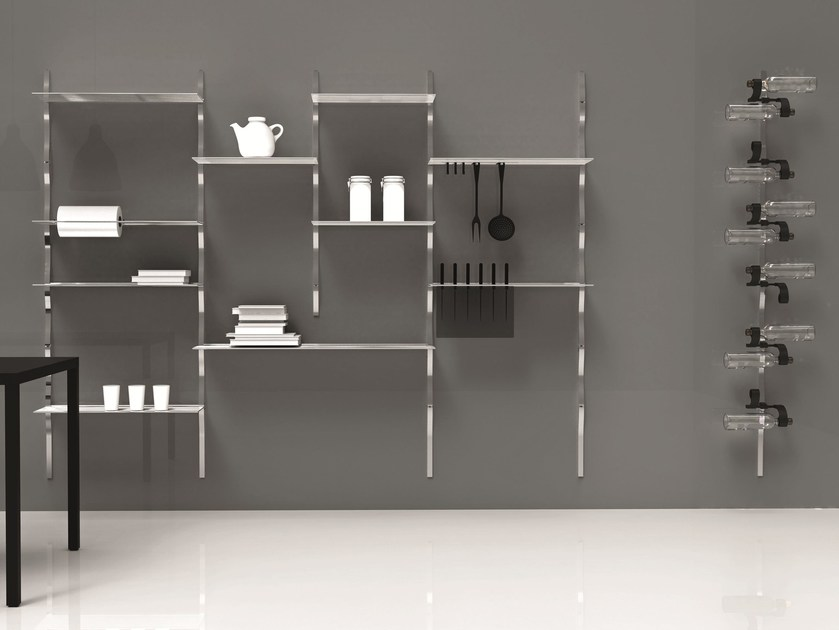 System for kitchen accessories SKYLINE KITCHEN by Cosma