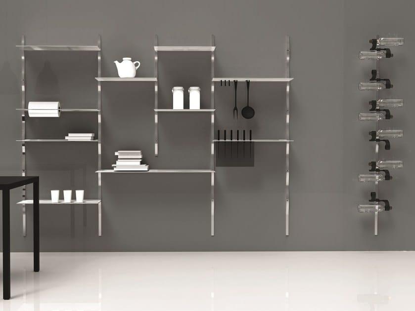 Boiserie Da Cucina : Sistema boiserie modulare per cucina skyline cucina by cosma