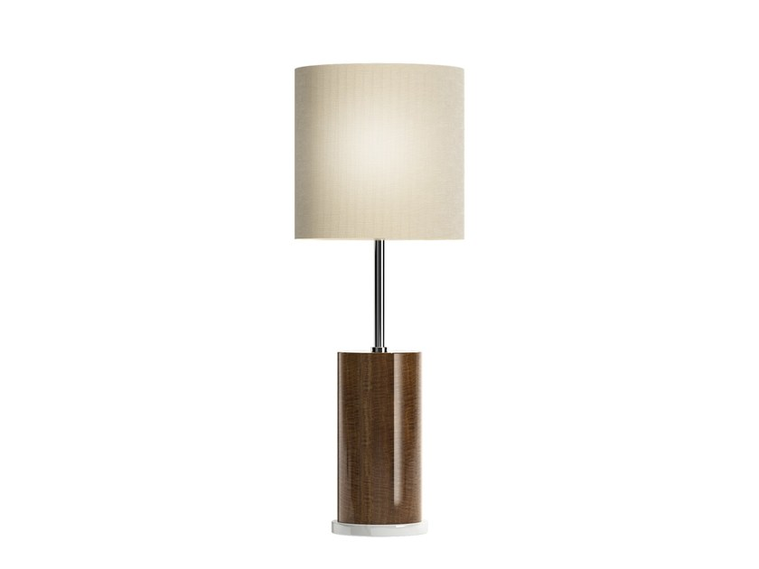 Solid wood table lamp SKYLINE T by Capital Collection