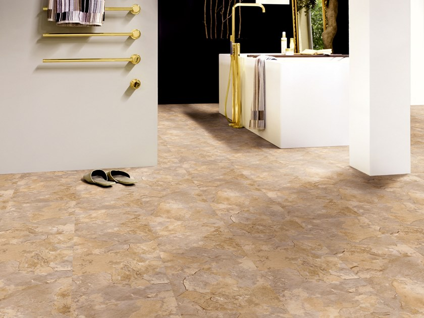 PVC flooring with stone effect SL 301 by PROJECT FLOORS