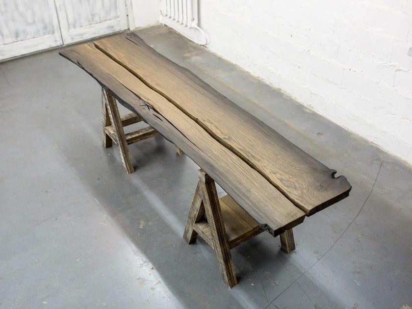Bog oak Table Top SLAB 003/16 by EDWOOD