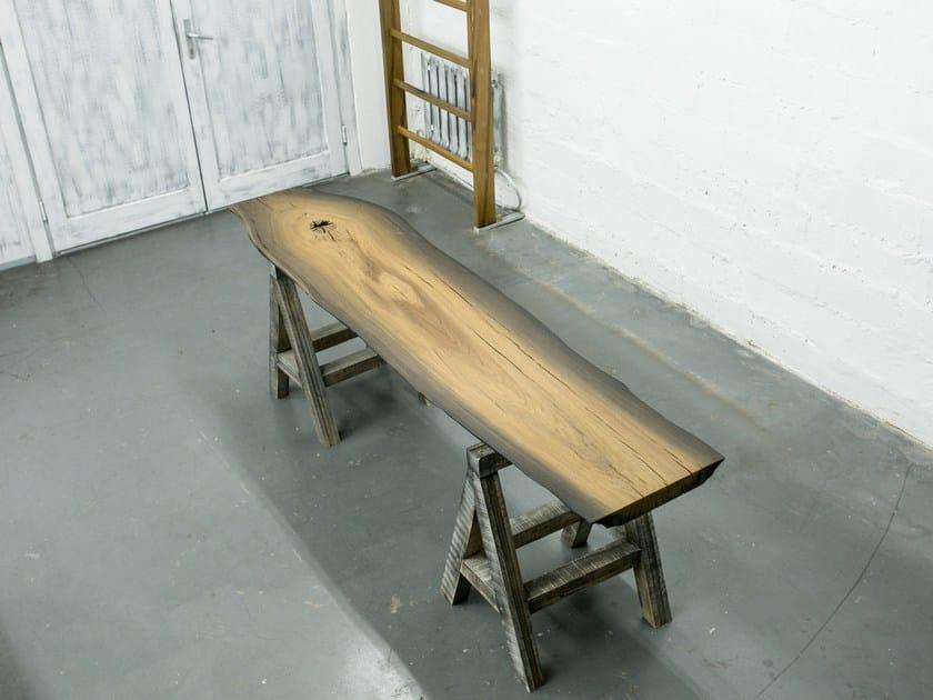 Bog oak Table Top SLAB 103/15 by EDWOOD