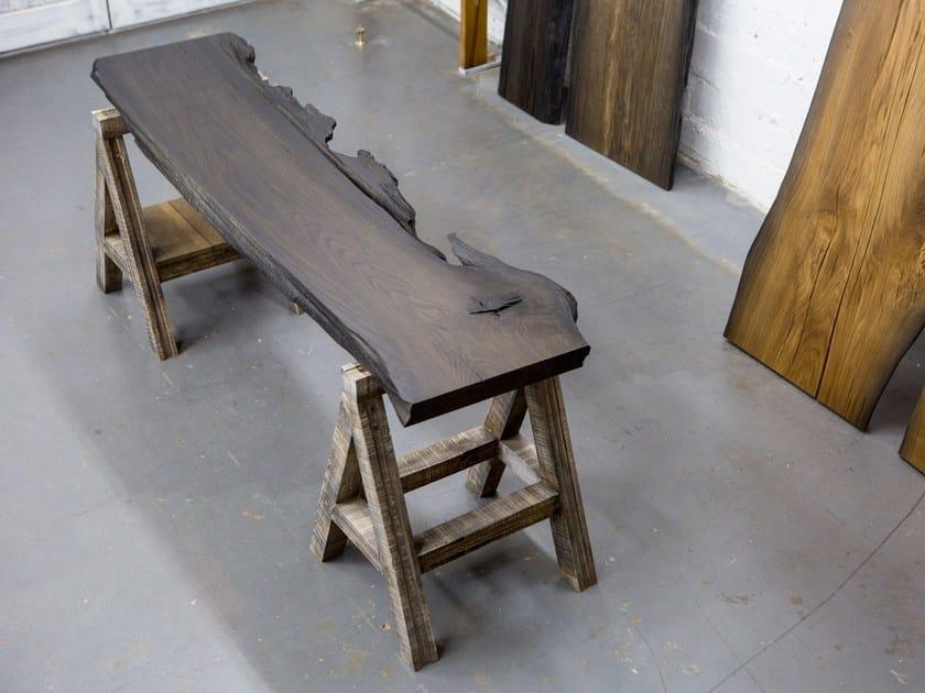 Bog oak Table Top SLAB 104/15 by EDWOOD