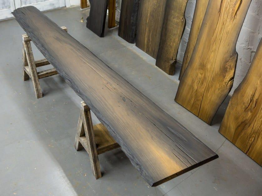 Bog oak Table Top SLAB 109/15 by EDWOOD