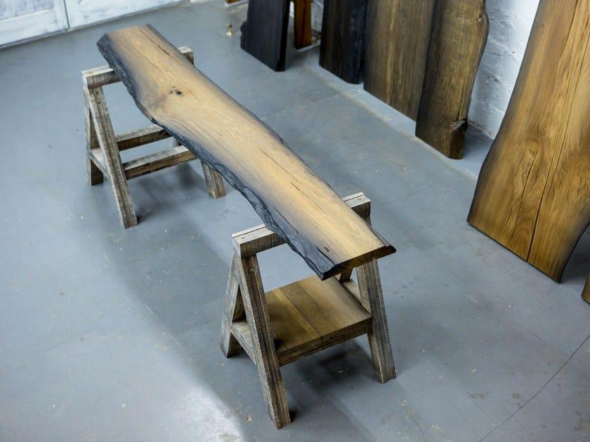 Bog oak Table Top SLAB 111/15 by EDWOOD