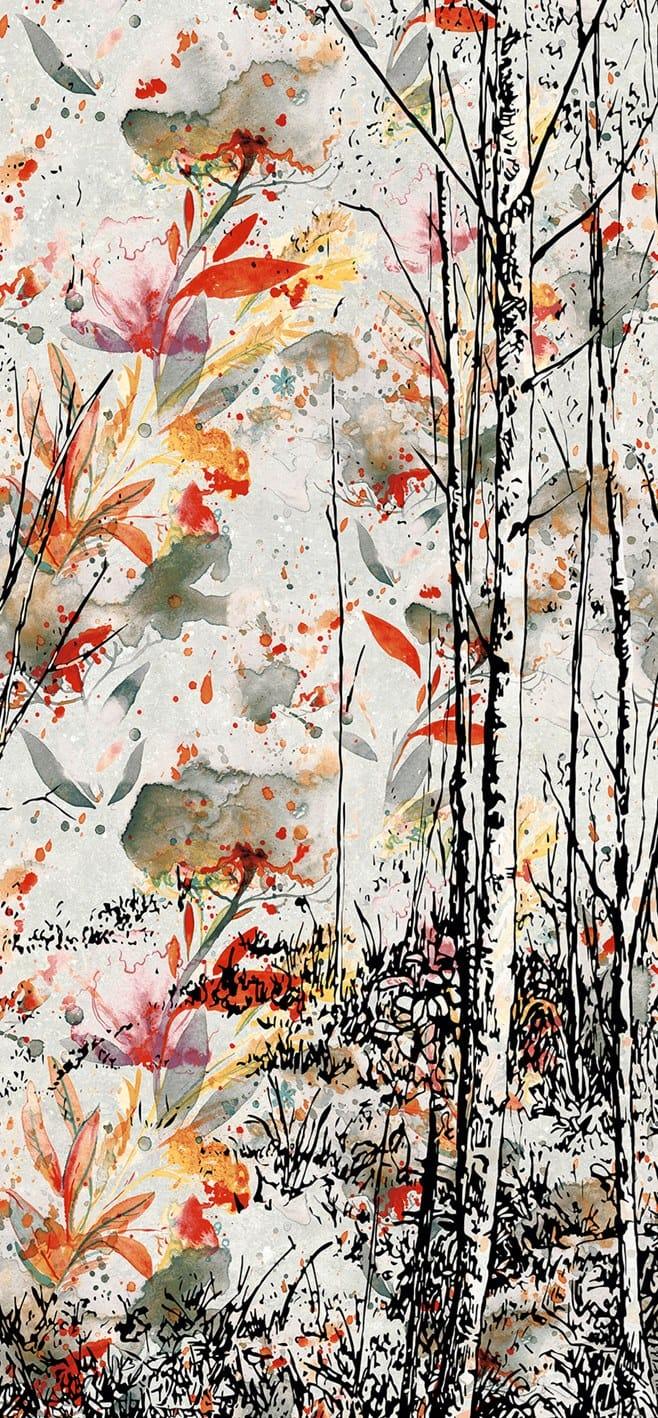 Instinto white autumn dec bl-b