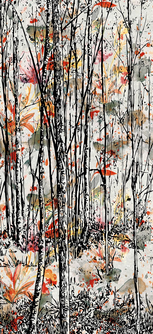 Instinto white autumn dec bl-a