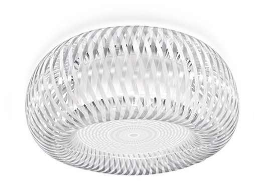LED polycarbonate ceiling lamp SLAMP - KALATOS by Archiproducts.com