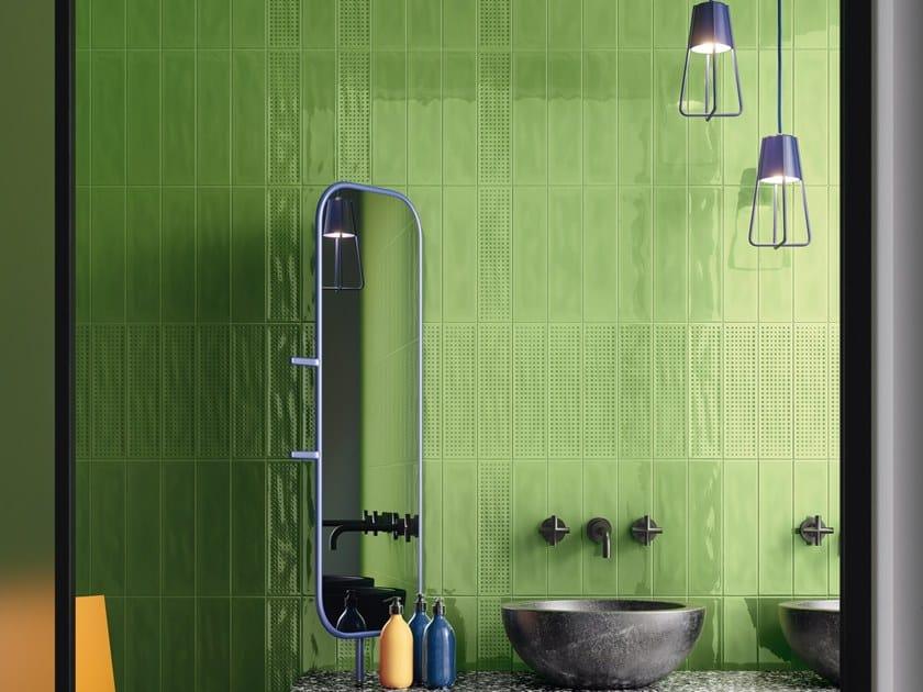 Ceramica Du0027Imola SLASH. Double Fired Ceramic Wall Tiles