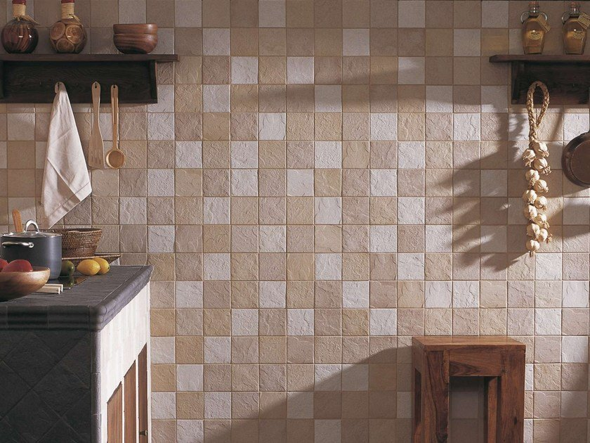 Ceramic wall tiles SLATE by L'antic Colonial