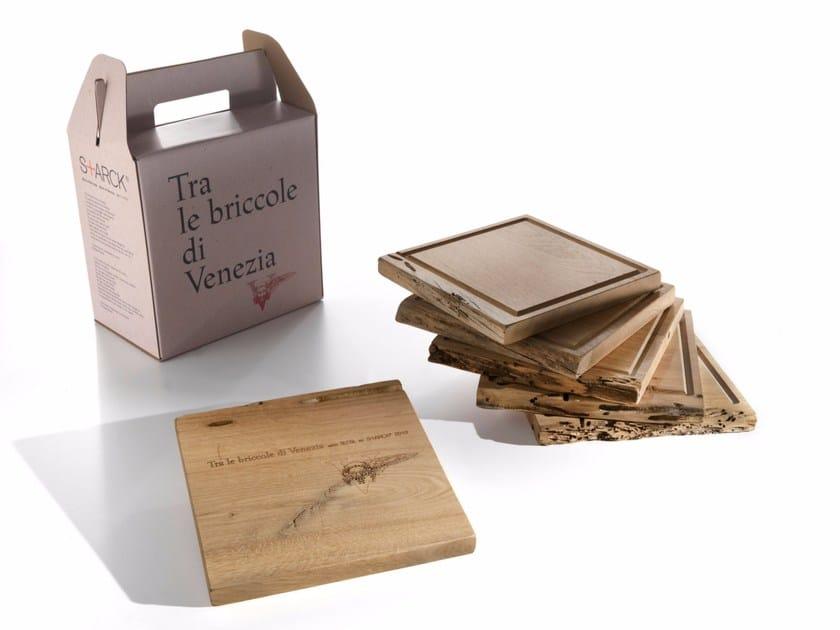 Credenza Con Tagliere : Piatto tagliere in legno slice of briccole by riva design