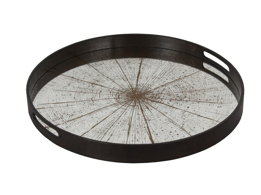 Round tray SLICE | Tray by Notre Monde