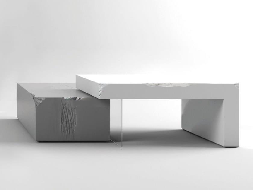 Coffee table SLIDE by Adriani e Rossi edizioni