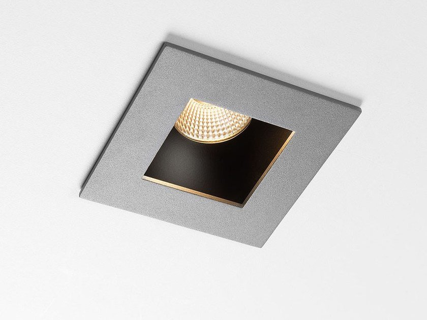 LED recessed spotlight SLIDE by Modular Lighting Instruments