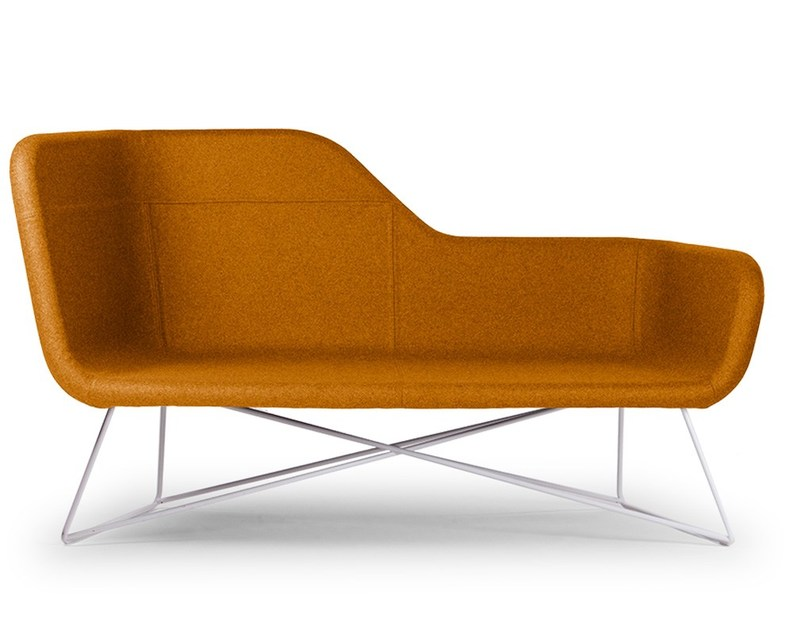 Wool day bed SLIGHT   Wool day bed by True Design