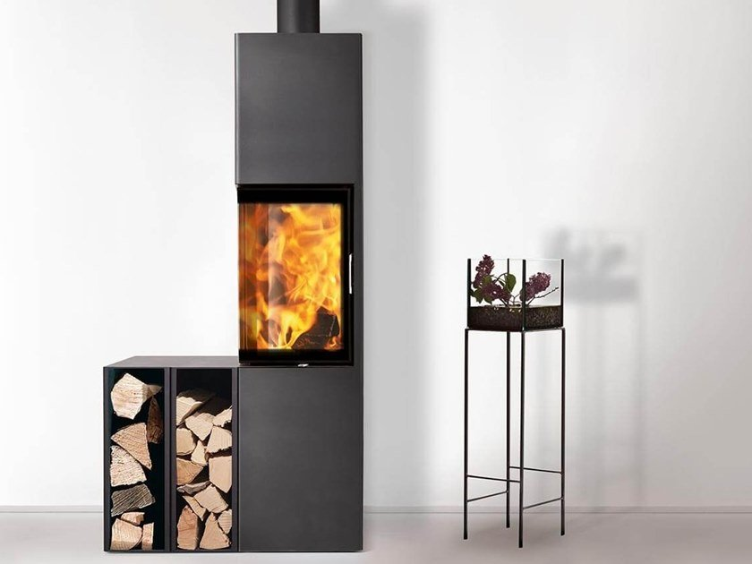 Wood-burning stove SLIM 2.0 by Austroflamm