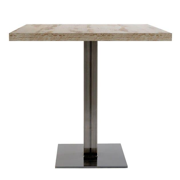 Iron table SLIM-44-WELD by Vela Arredamenti