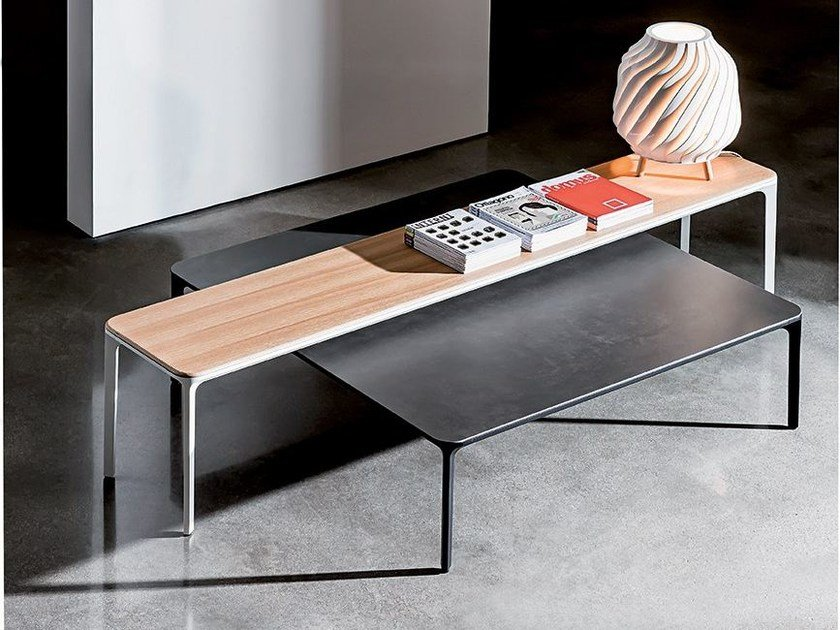 Coffee Table SLIM H. 46 By Sovet Italia