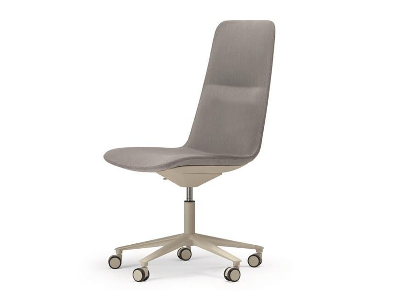 Chaise de bureau pivotante à 5 rayons à 5 rayons SLIM CONFERENCE MEDIUM 5 - 823 by Alias