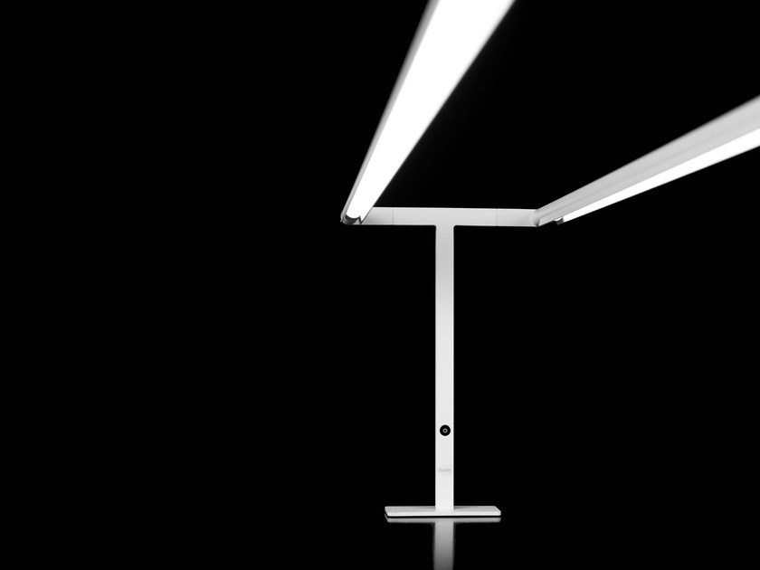 LED table lamp SLIM DUPLO by FLUVIA