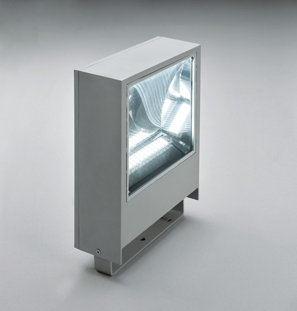 LED die cast aluminium Outdoor floodlight SLIM F.8294 by Francesconi & C.