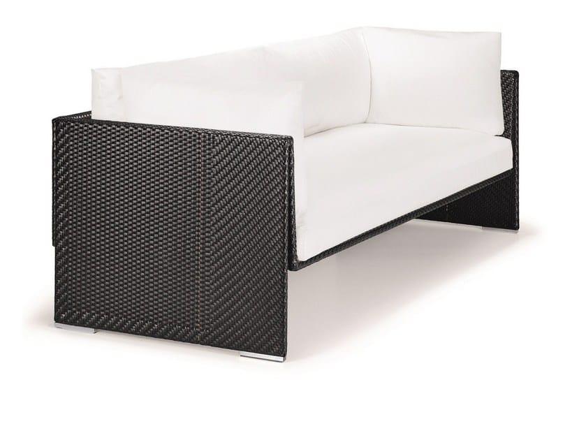 3 seater sofa SLIM LINE | 3 seater sofa by Dedon