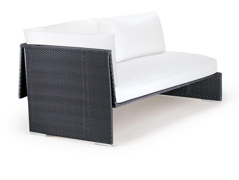Corner sofa SLIM LINE | Sofa by Dedon