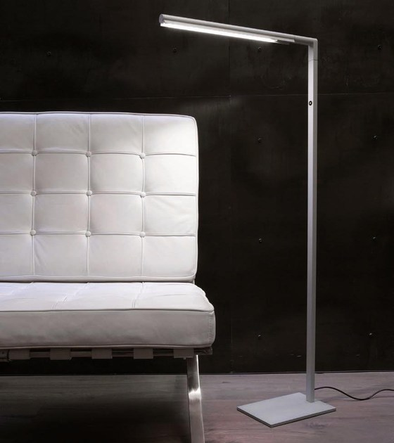 LED floor lamp SLIM by FLUVIA