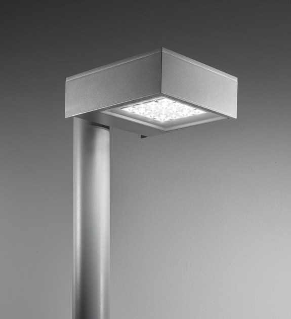 LED die cast aluminium street lamp SLIM POLE F.8306 by Francesconi & C.