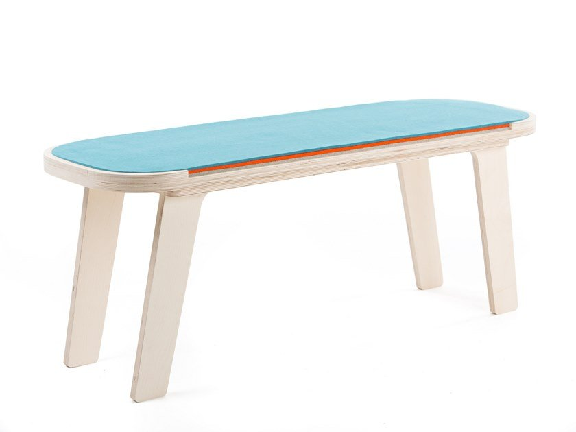 Panca SLIM TOUCH BENCH by rform