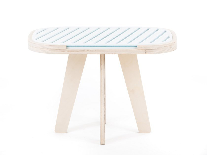 Low side table SLIM TOUCH SIDE TABLE by rform