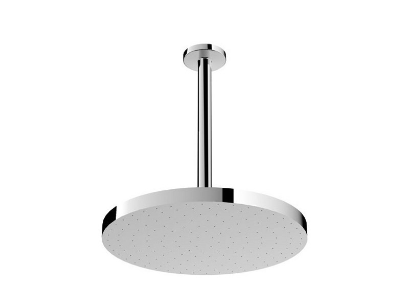 Ceiling mounted stainless steel overhead shower SLIMLINE CEILING by JEE-O