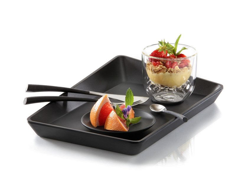 Melamine tray SLOPE by Zieher