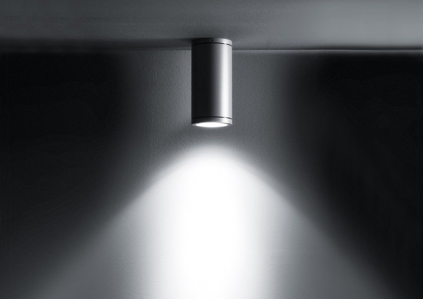 Lampada da parete a ioduri metallici a led a luce diretta e