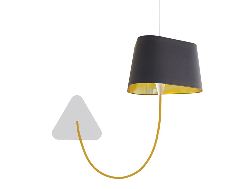 LED wall lamp SMALL NUAGE | Wall lamp by designheure