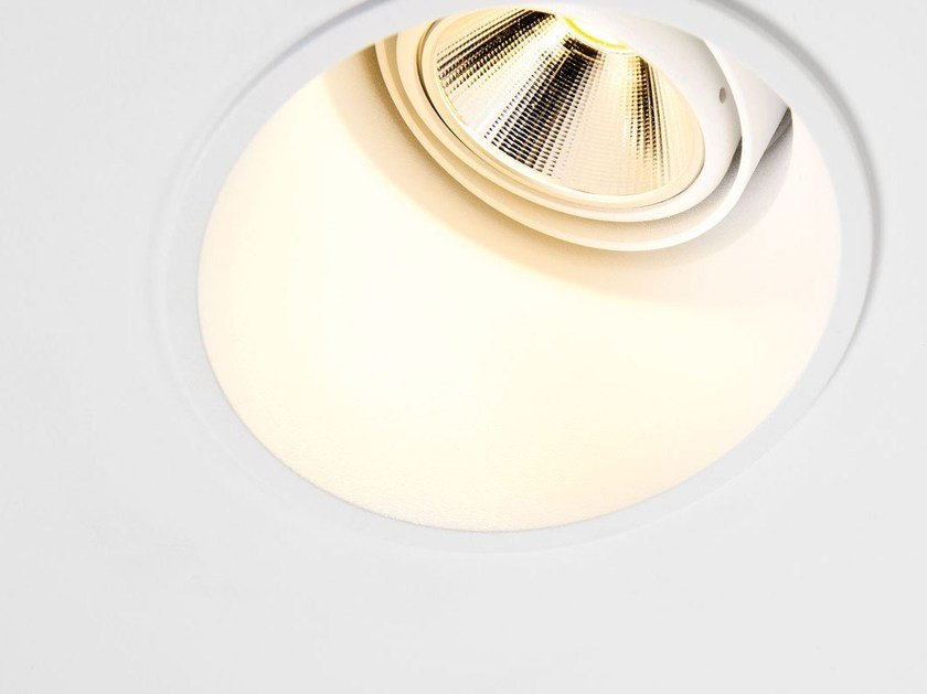 Faretto a LED rotondo da incasso SMART ASY LOTIS by Modular Lighting Instruments
