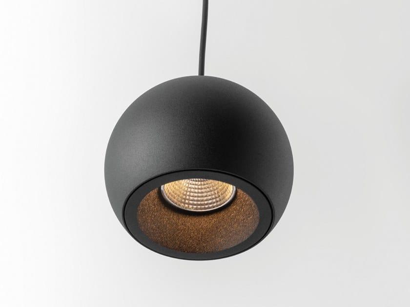 LED pendant lamp SMART BALL 82 by Modular Lighting Instruments