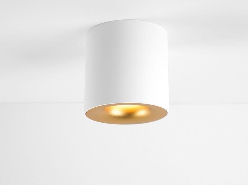 Lampada da soffitto a LED SMART CAKE by Modular Lighting Instruments