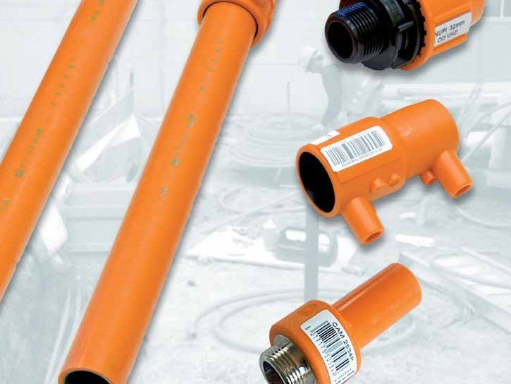 Electrical pipe SMARTCONDUIT by NUPI