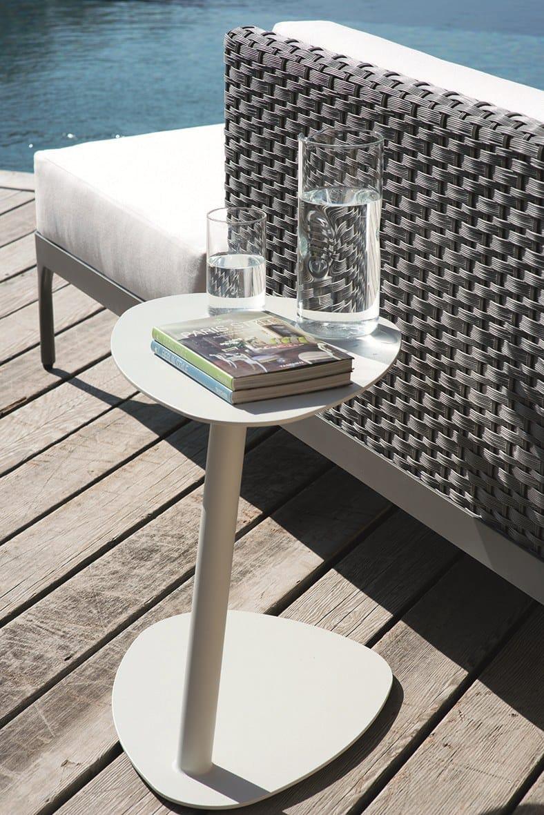 Tavolino Ethimo Smart Giardino Da In Alluminio bg6IY7yvf