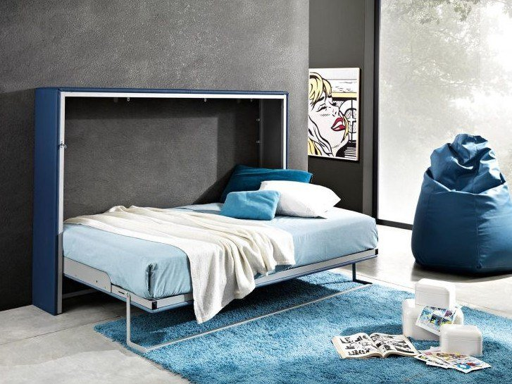 Full size pull-down bed SMART by Lamantin