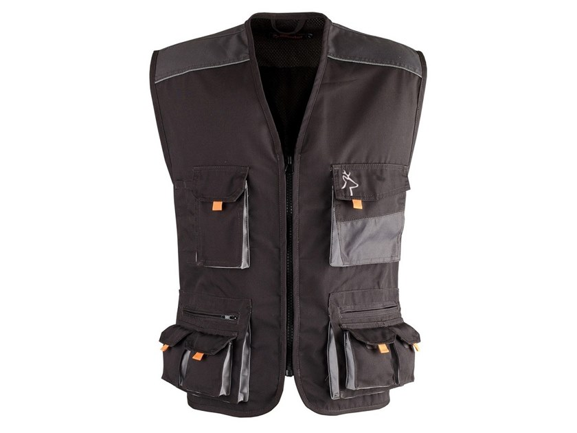 Work clothes SMART GILET GRIGIO by KAPRIOL