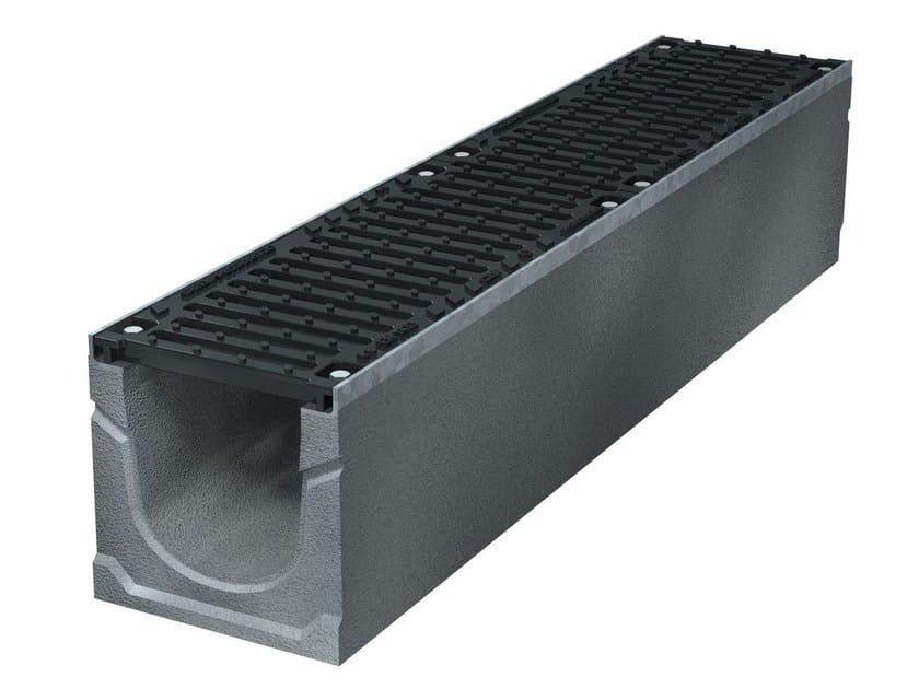 SMART PRO 150 H210 | Elemento e canale di drenaggio Canale Smart Pro 150 H210 C250