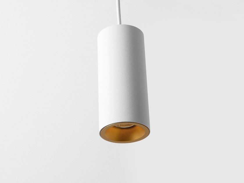 LED pendant lamp SMART TUBE 82 by Modular Lighting Instruments